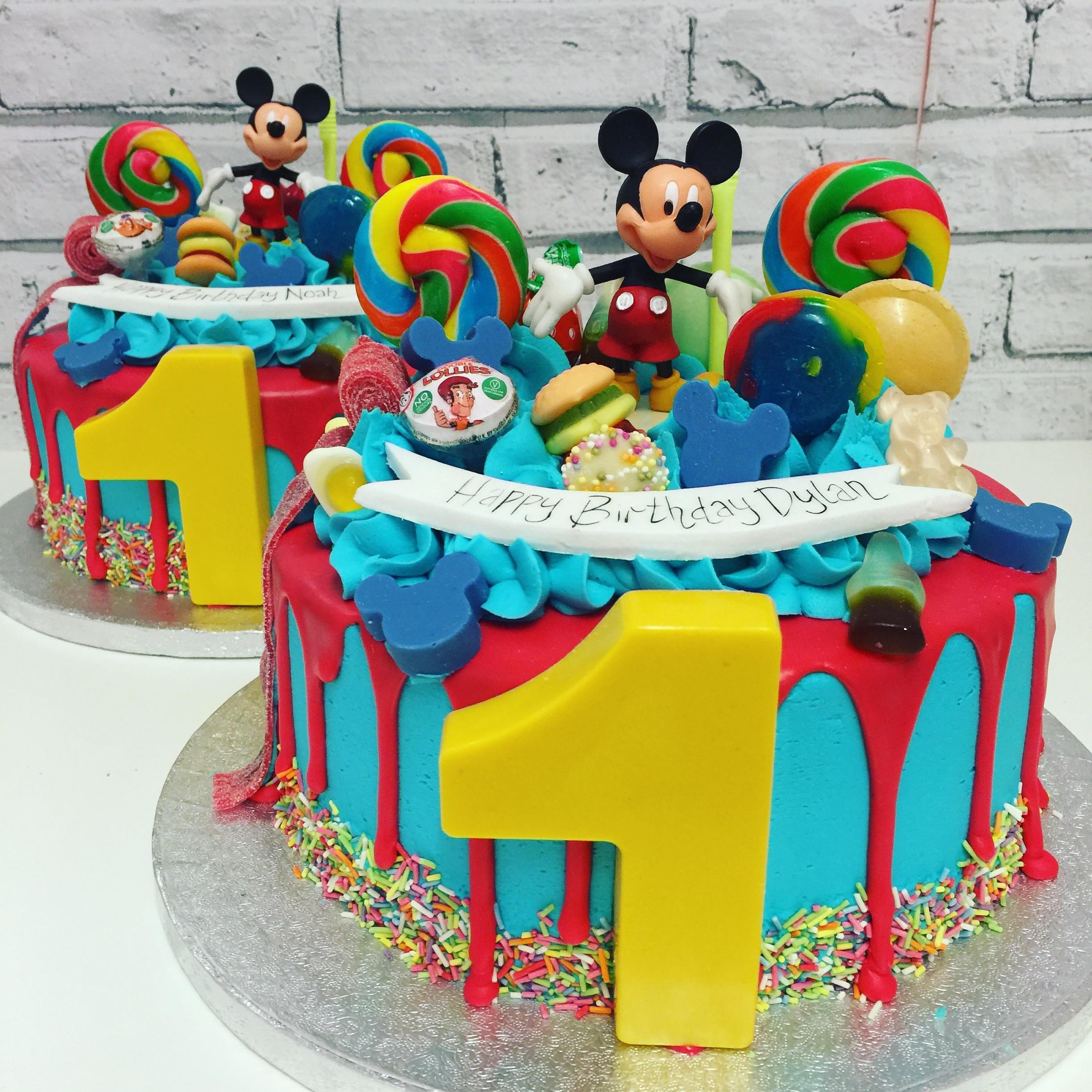 Mickey Mouse Candyland